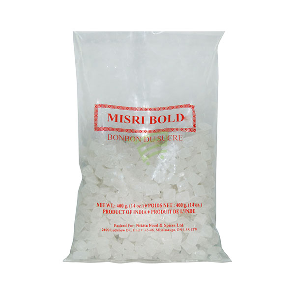 Indian grocery online - Misri Bold Sugar 400G - Cartly