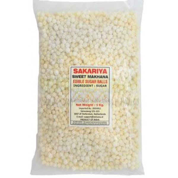 Indian grocery online - Flower Sakariya Makhana 200G - Cartly