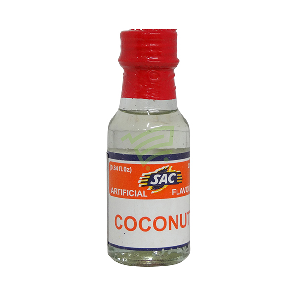 Indian grocery online - SAC Food Essense Coconut 25Ml  - Cartly