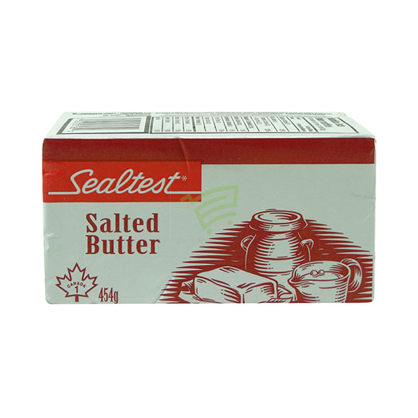 Indian grocery online - Sealtest Salted Butter 1lb - Cartly