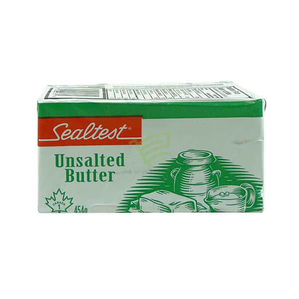 Indian grocery online - Sealtest Unsalted Butter 1lb - Cartly