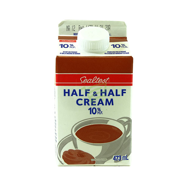 Indian grocery online - Sealtest Half & Half Cream 473Ml - Cartly