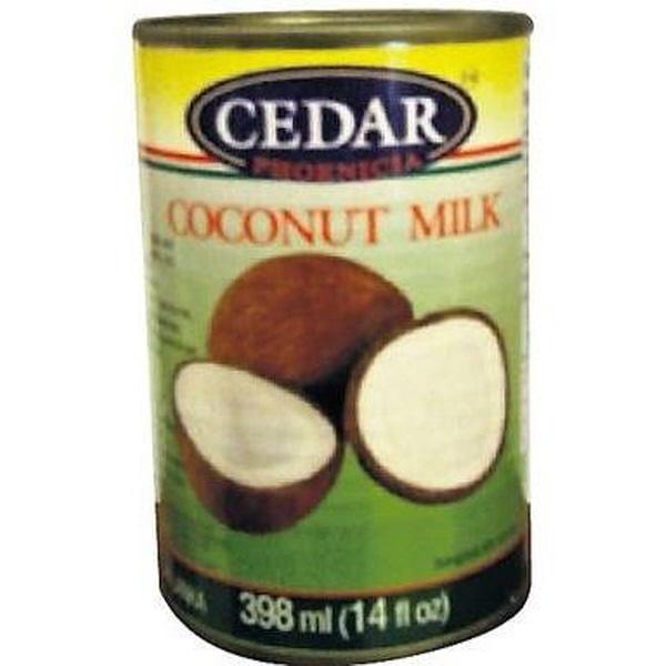 Indian grocery online - Cedar Coconut Milk 398 ml - Cartly