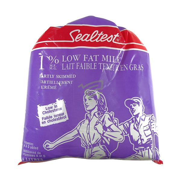 Indian grocery online - Sealtest 1% Milk 4L - Cartly
