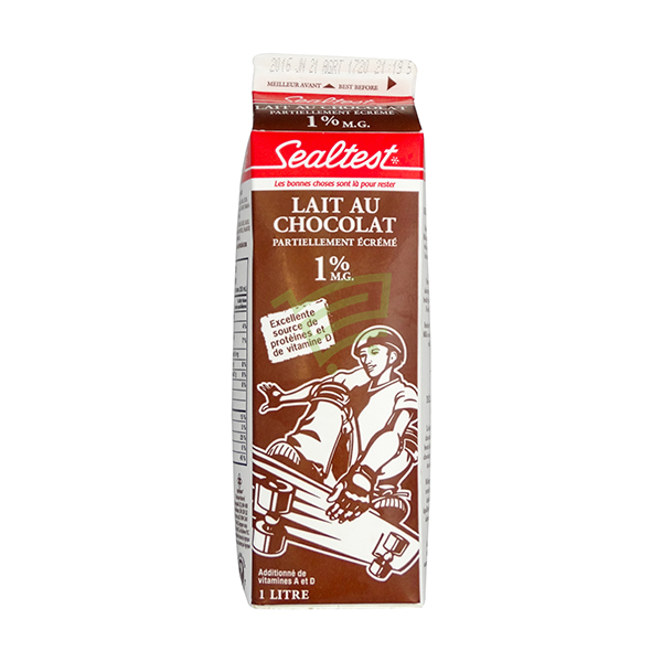 Indian grocery online - Sealtest Chocolate Milk 1L - Cartly
