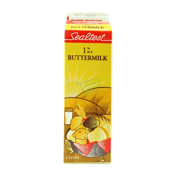 Indian grocery online - Sealtest 1% Butter Milk 1L - Cartly