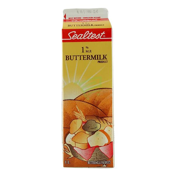 Indian grocery online - Sealtest ButterMilk 1% 1L - Cartly