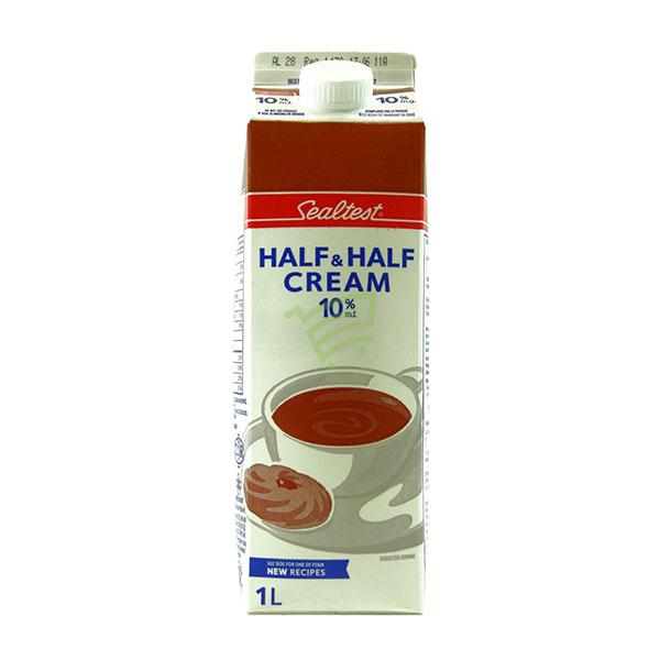 Indian grocery online - Sealtest Half&Half Cream 1L - Cartly