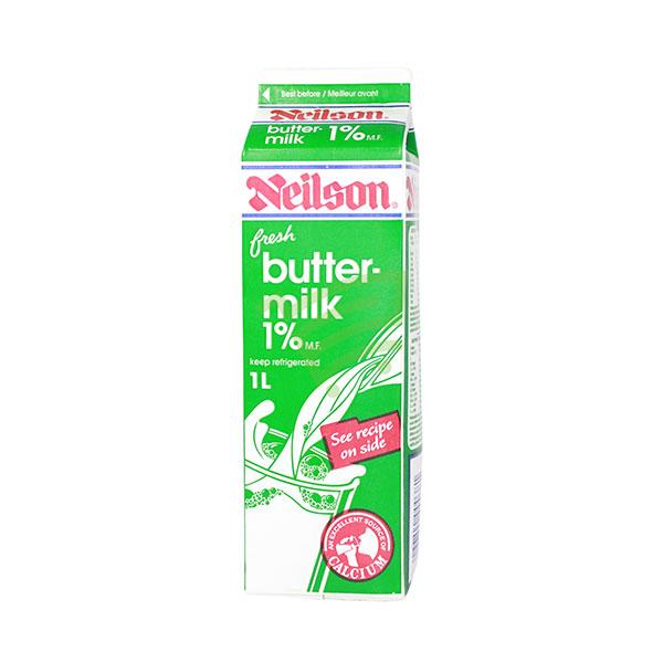 Indian grocery online - Neilson Butter Milk 1L - Cartly