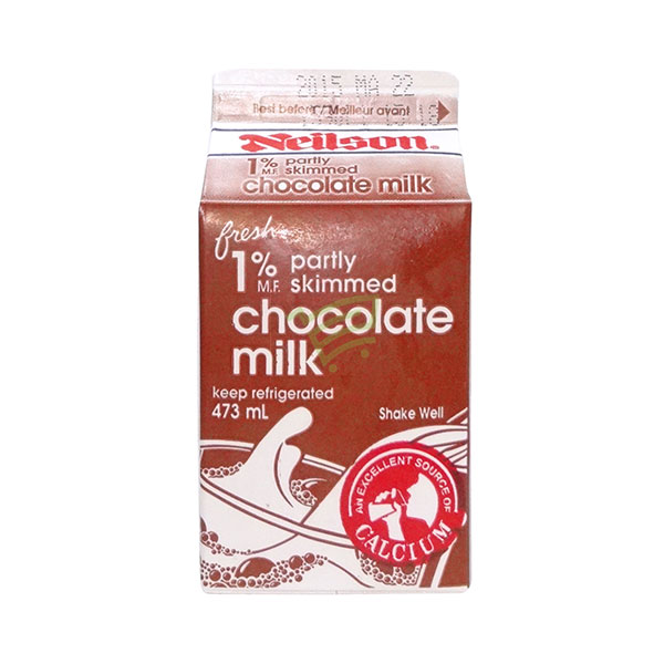 Indian grocery online - Neilson 1% Chocolate Milk 473Ml - Cartly