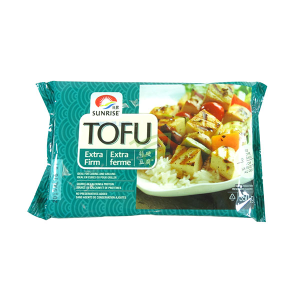 Indian grocery online - Sunrise Extra Firm Tufu 350G - Cartly