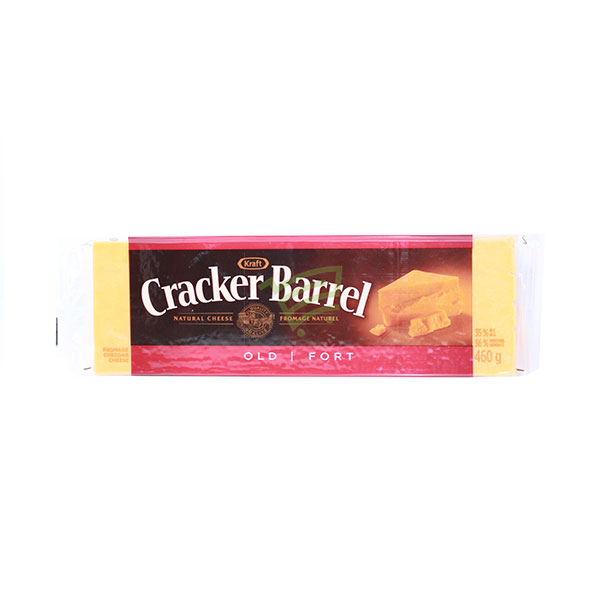 Indian grocery online - Kraft Cracker Barrel  Old 460G - Cartly