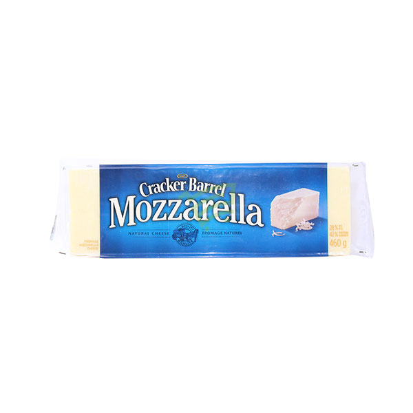 Indian grocery online - Cracker Barrel Mozzarella 460 G - Cartly