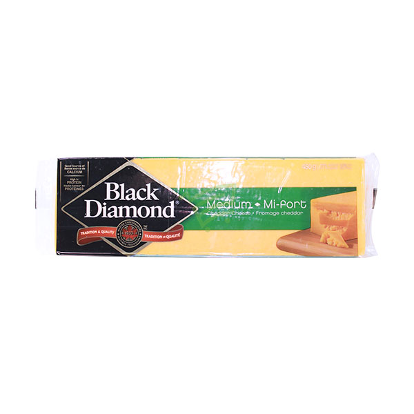 Indian grocery online - Black Diamond Cheddar Cheese 150G - Cartly