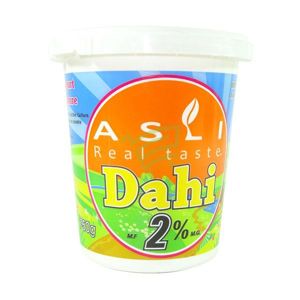 Indian grocery online - Asli Dahi 2% 750G - Cartly