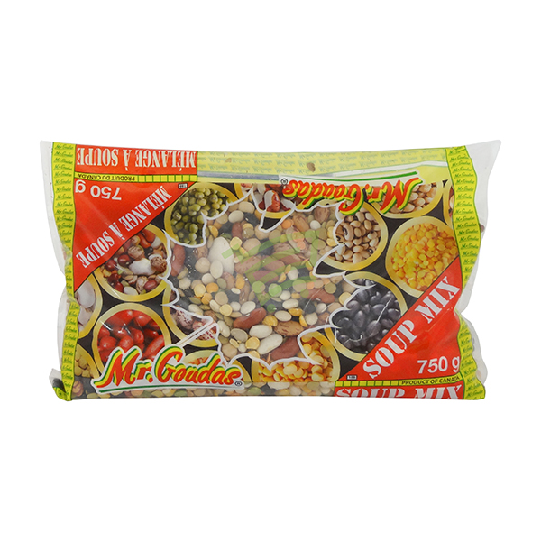 Indian grocery online - Mr.Goudas Soup Mix 750G - Cartly