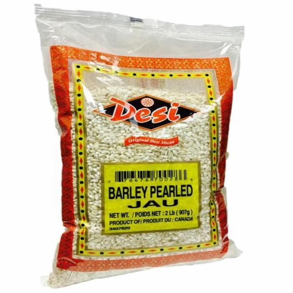 Indian grocery online - Desi Barley Pot Jau 2lb - Cartly