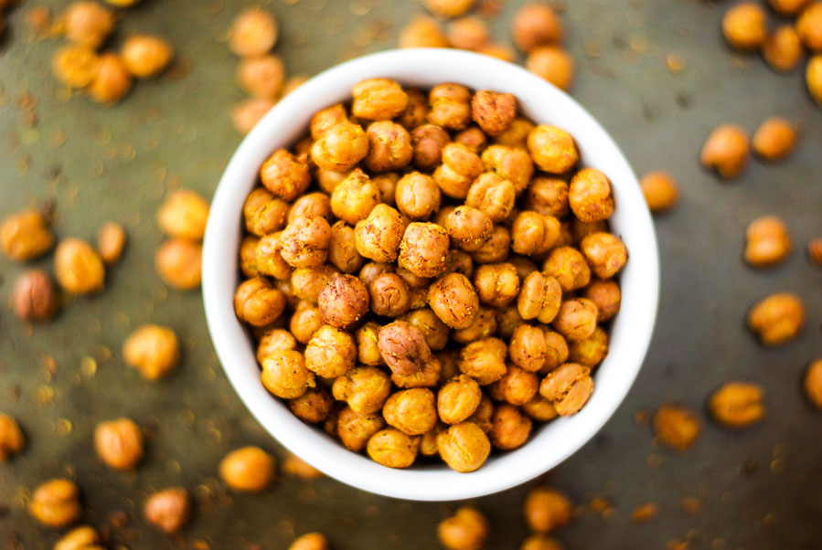 Indian grocery online - From The Earth Roasted Channa 400g - Cartly