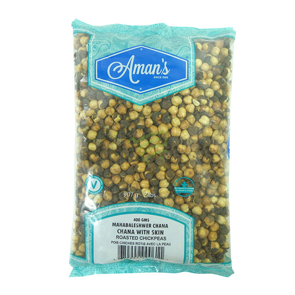 Indian grocery online - Aman's Mahableshwer Chana 2lb - Cartly