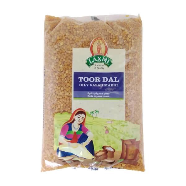 Indian grocery online - Laxmi Toor Dar Oily Vasad Madhi - Cartly