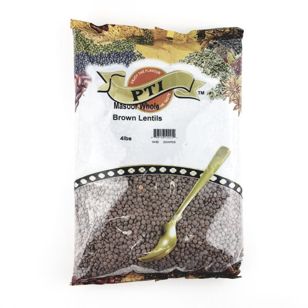 Indian grocery online - PTI Masoor Whole 4lb - Cartly
