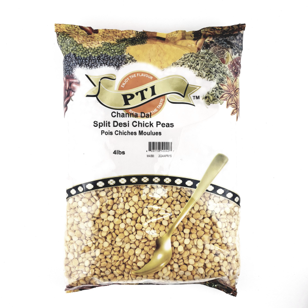 Indian grocery online - PTI Channa Dal 4lb - Cartly