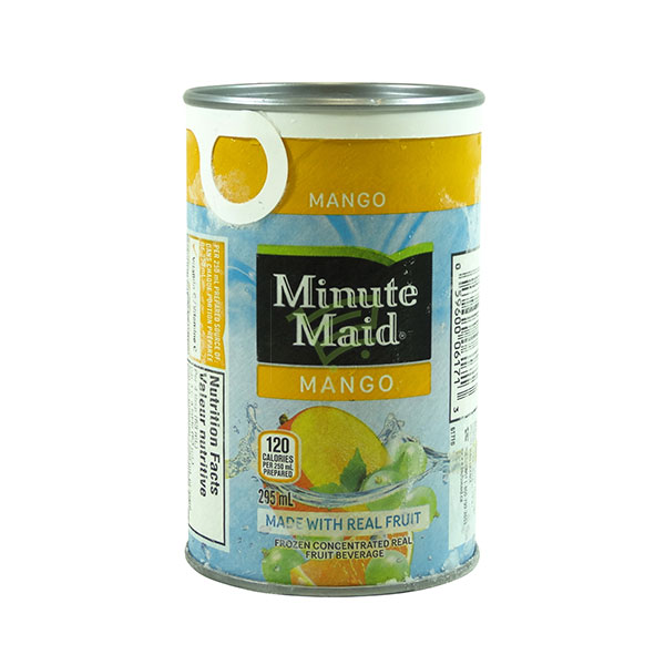 Indian grocery online - Mintue Maid Mango 295Ml - Cartly