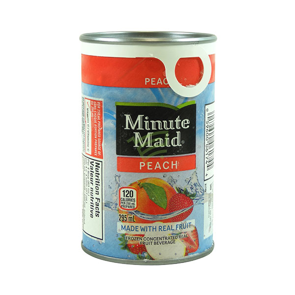 Indian grocery online - Mintue Maid Peach 295Ml - Cartly